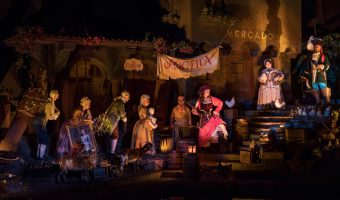 New Redhead in Pirates of the Caribbean – Walt Disney World