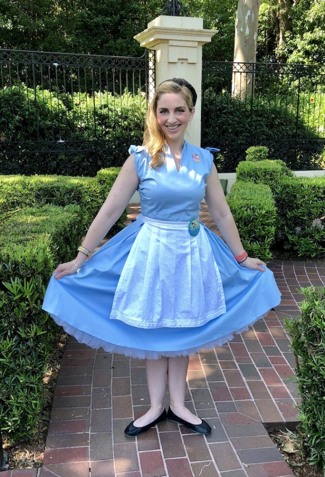 Alice in Wonderland Dapper Day Disneybound