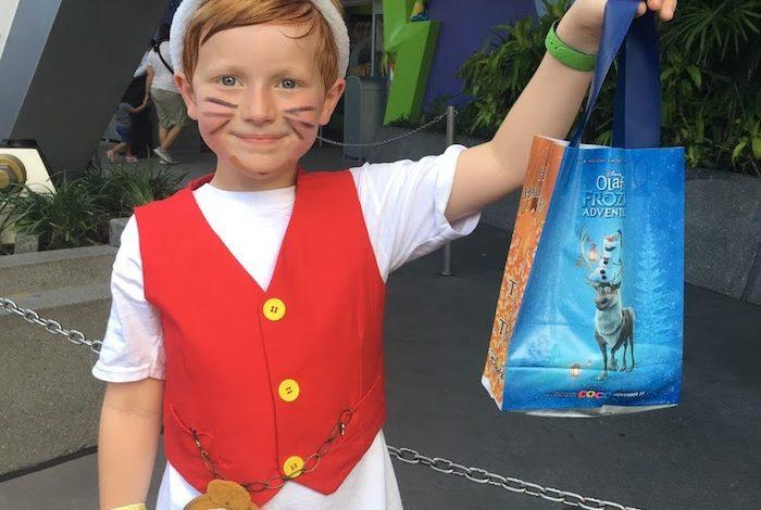 Alice in Wonderland White Rabbit Costume Vest for Kids