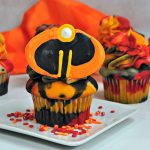 We Can't Stop Drooling Over These Super Incredibles Cupcakes