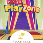 An Inside Look at Disney's Pixar Play Zone: Disney's Childcare