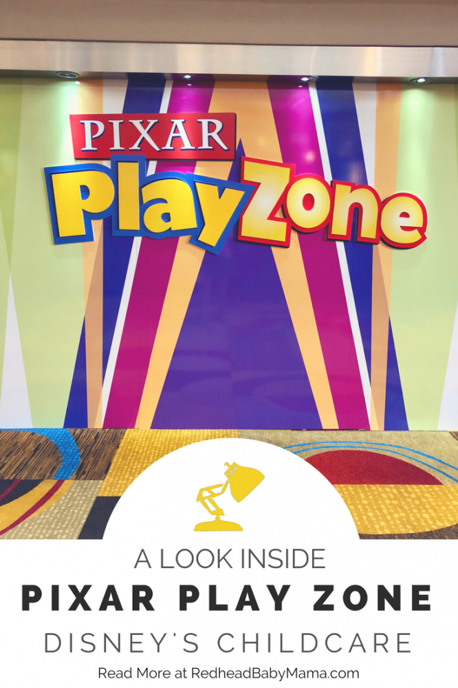 pixar play zone information