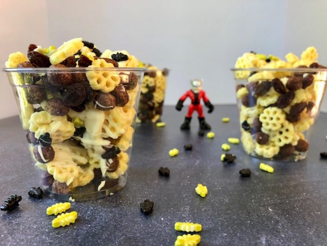 Ant Man and the Wasp Snack Mix