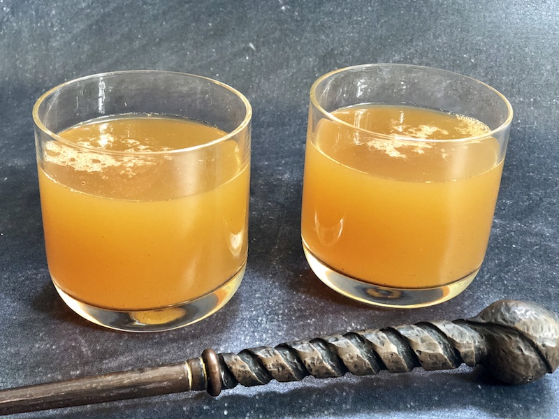 Harry Potter Pumpkin Juice Recipe