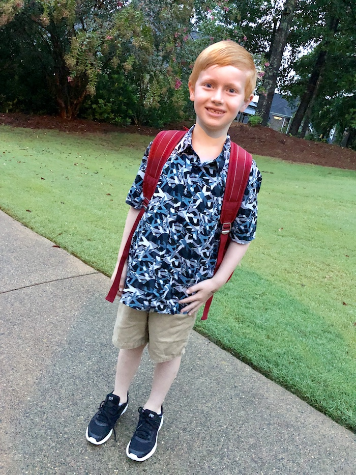 LuLaRoe Back to School Clothes for Kids! THOR shirt
