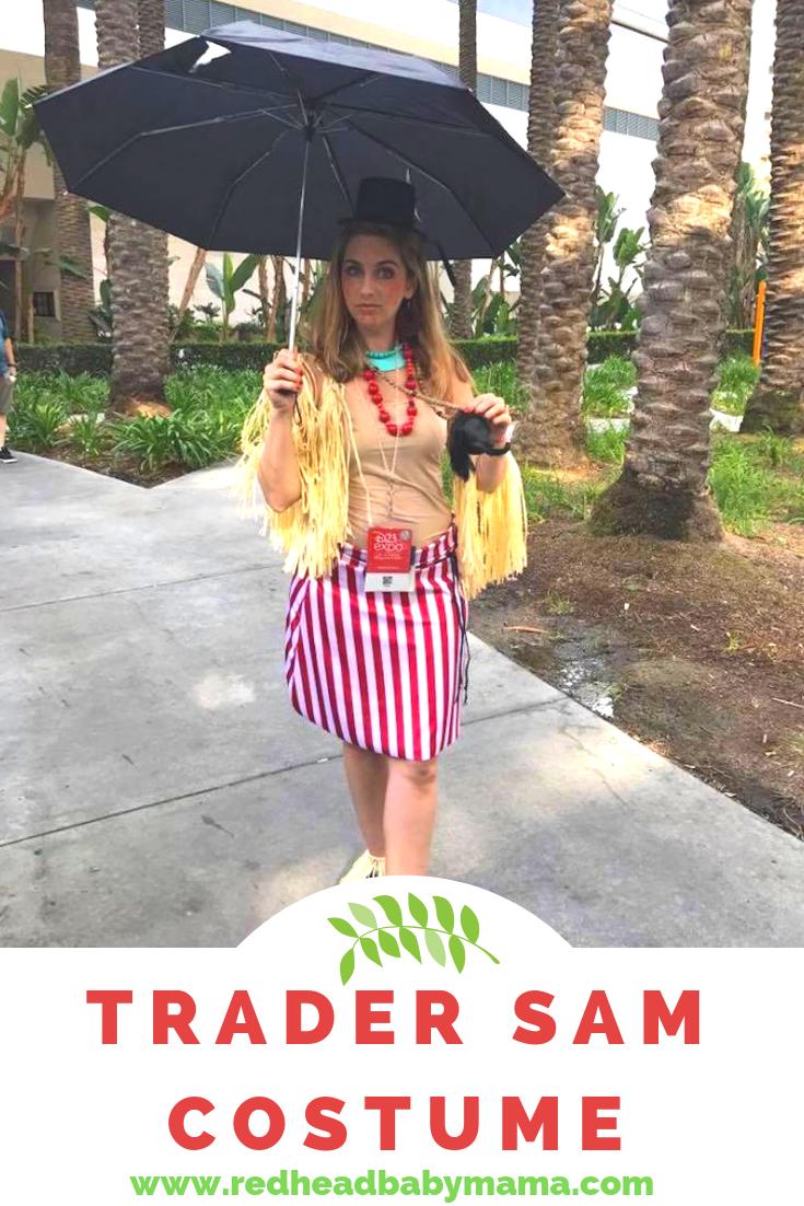 Trader Sam Costume