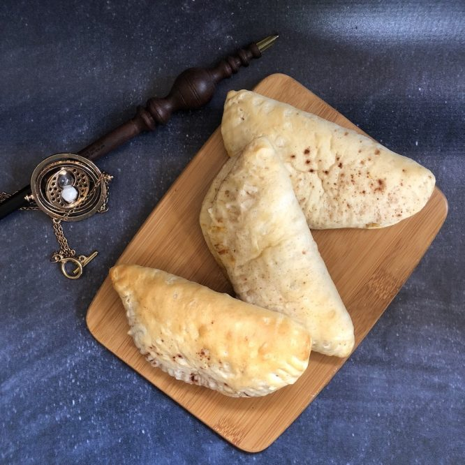 Easy Pumpkin Pasties Recipe from Harry Potter