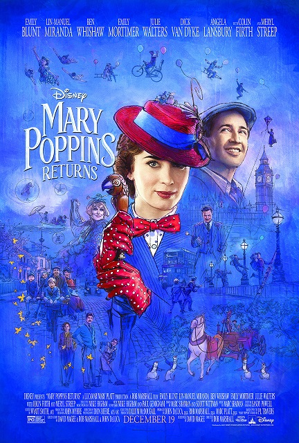 Mary Poppins Returns tickets