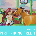 Spirit Riding Free on Netflix
