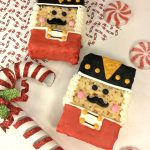 Fancy Nutcracker Rice Krispie Treats That Will Leave You Dancing