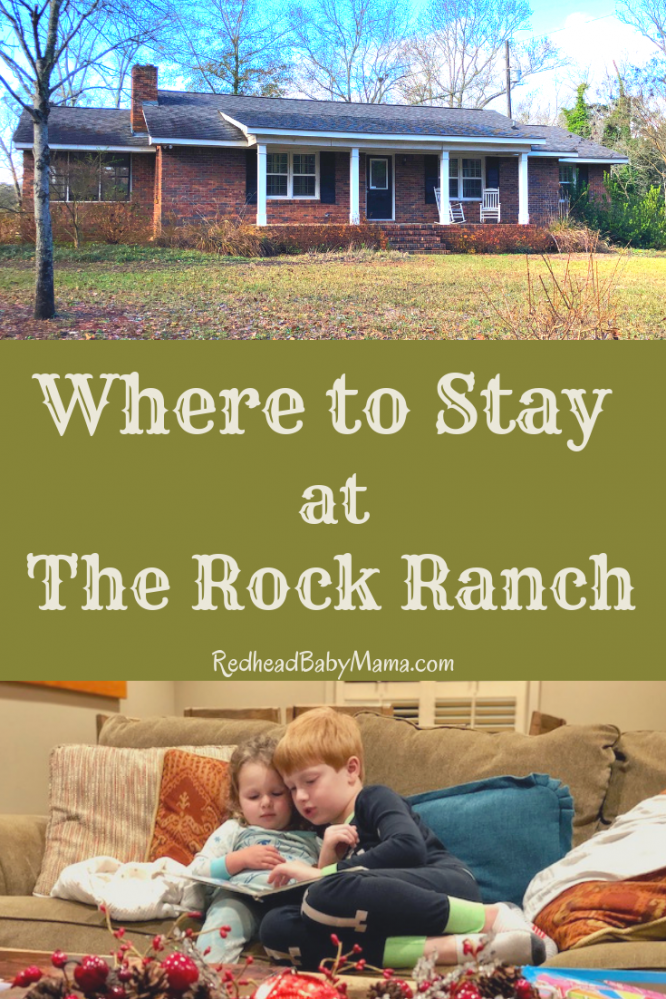 The Rock Ranch Farmhouse Stay