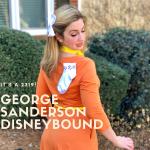 Grab my Monsters Inc 2319 George Sanderson Disneybound