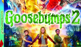 goosebumps 2 on dvd