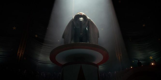 Dumbo Movie Baby