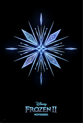 frozen 2 trailer poster