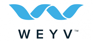 blue weyv app logo
