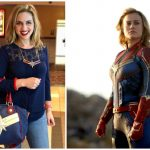 Captain Marvel Disneybound