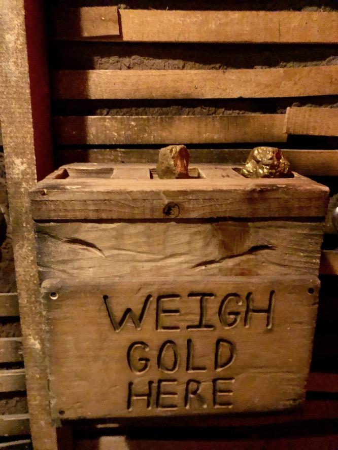 The Escape Game Atlanta Gold Rush test