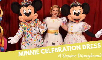 Minnie Celebration Dress