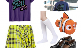 Darla Disneybound Outfit image