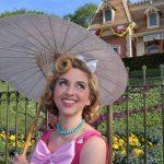 Disneybound Pink Cinderella Dapper Day Dress