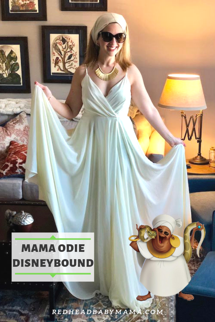 Pin image for Mama Odie Costume