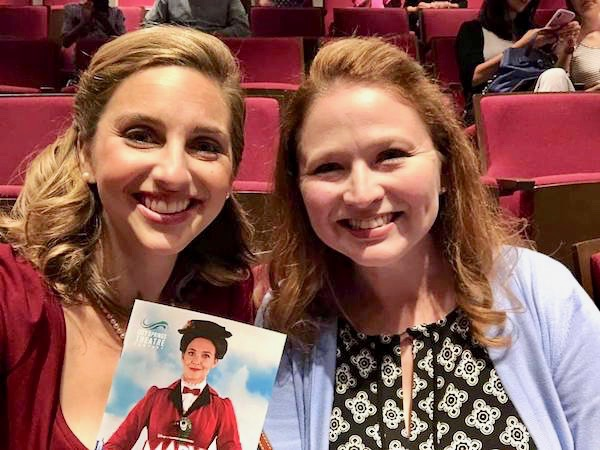 Mary Poppins at City Springs Theatre Company in Sandy Springs GA