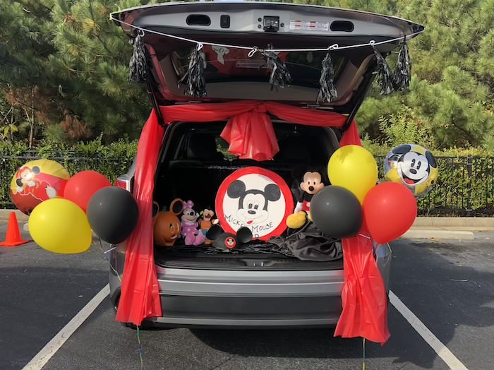 Mickey Mouse Club Trunk or Treat