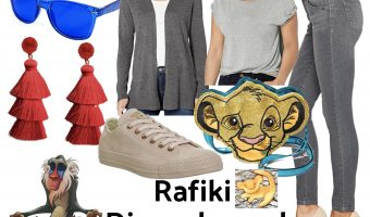 rafiki disneybound casual