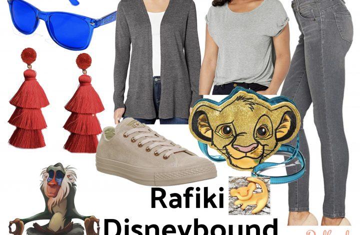 rafiki disneybound casual