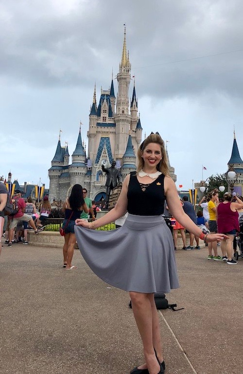 Briar Rose Disneybound