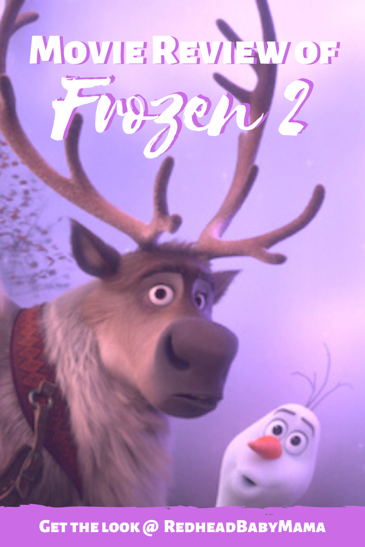 Pin for Frozen 2 movie review