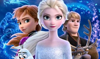 Frozen 2 on DVD