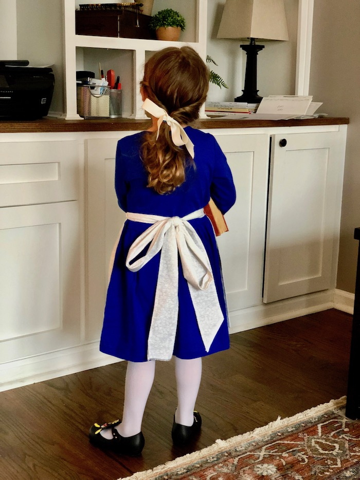 village belle disneybound for kids