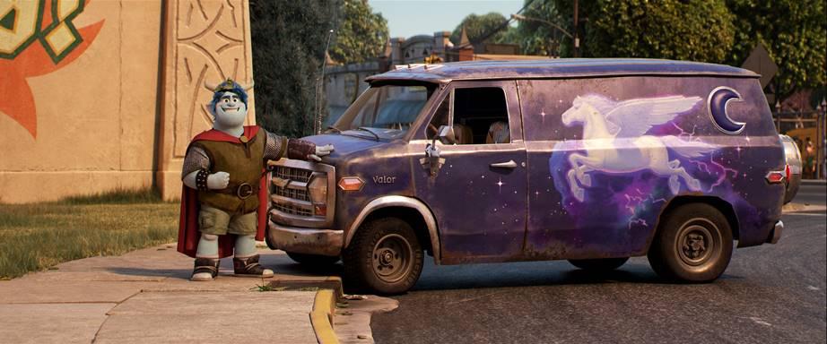 pixar onward
