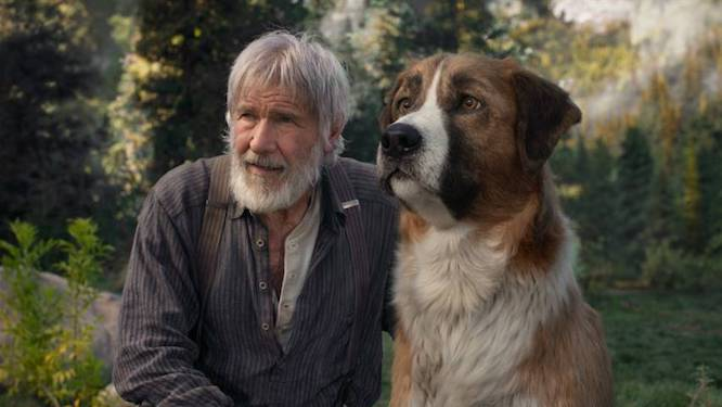 DIsney Call of the Wild harrison ford