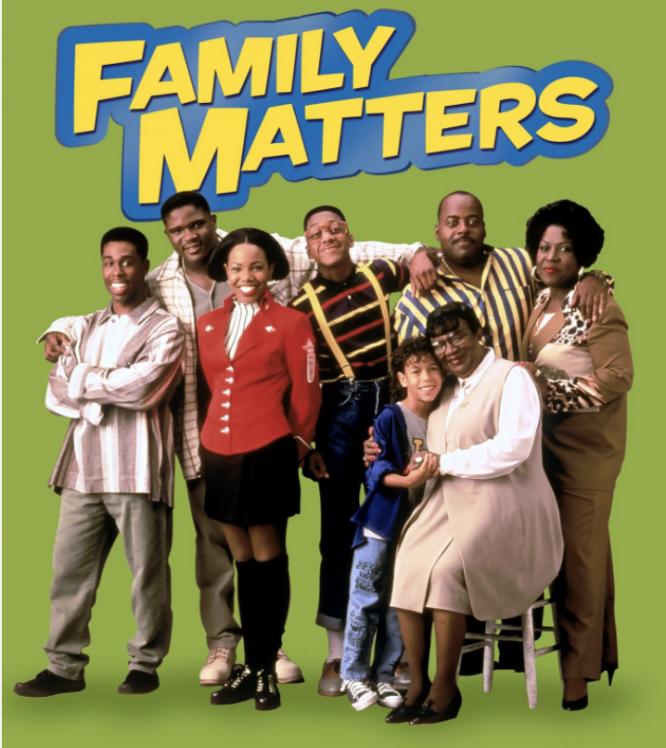 family matter poster