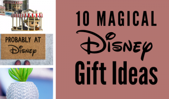 10 Magical disney gift ideas header