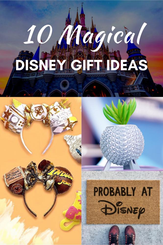 disney gift ideas pin
