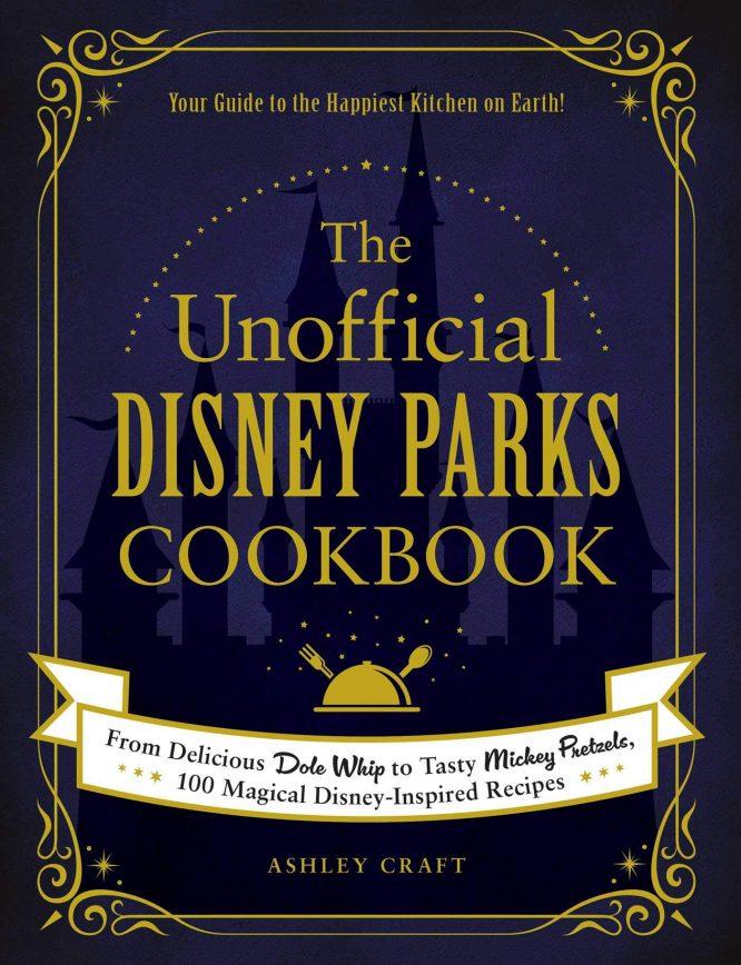 unofficial Disney cookbook