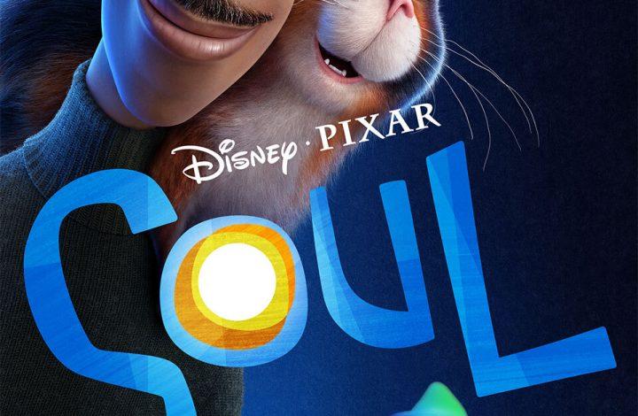 disney's soul poster