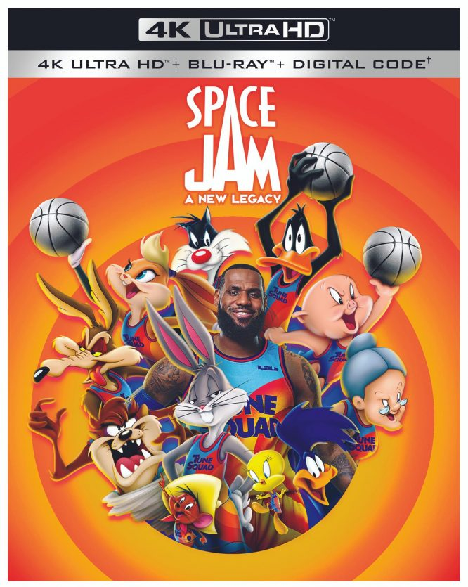 Space Jam: A New Legacy Hits the Home Courts
