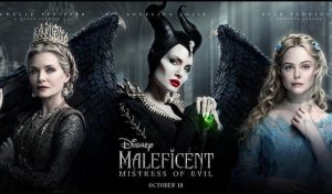 Maleficent 2 disneybound poster